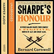 Sharpe's Honour: The Vitoria Campaign, February to June 1813: The Sharpe Series, Book 16 | Bernard Cornwell