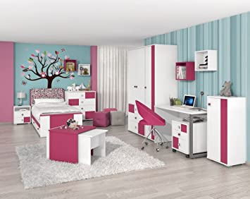 Kinderzimmermöbel Set Weiß