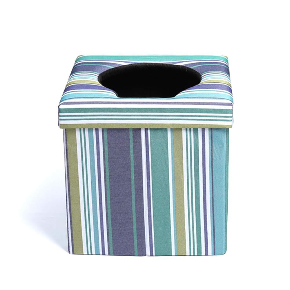 B-Stripe  JXHD Toilettes portables WC - Convient Aux Urgences ExtéRieures, Au Camping Et Au Sommeil, Aux Voyages en Voiture, Aux VomisseHommests,A-Darkvert