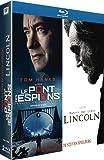 Le Pont des espions + Lincoln [Blu-ray]