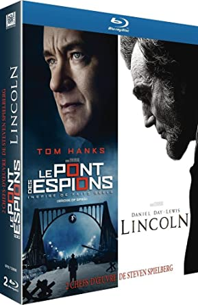 Le Pont Des Espions Lincoln Blu Ray Amazon Fr Tom