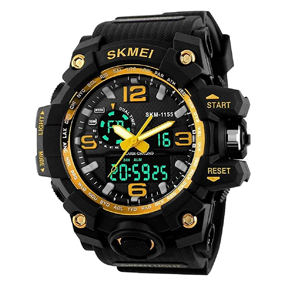 SKMEI best sports watches for men in India