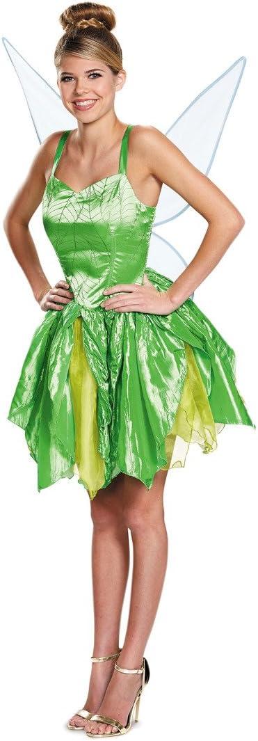 Disfraz de Campanilla para mujer - XL: Amazon.es: Juguetes y juegos