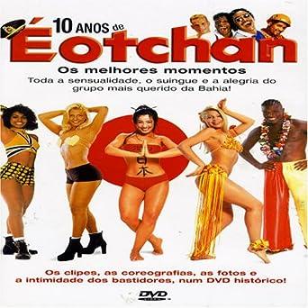 e o tchan dvd