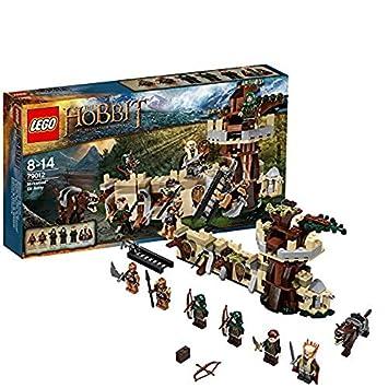 LEGO The Hobbit: An Unexpected Journey 79012: Mirkwood Elf Army ...