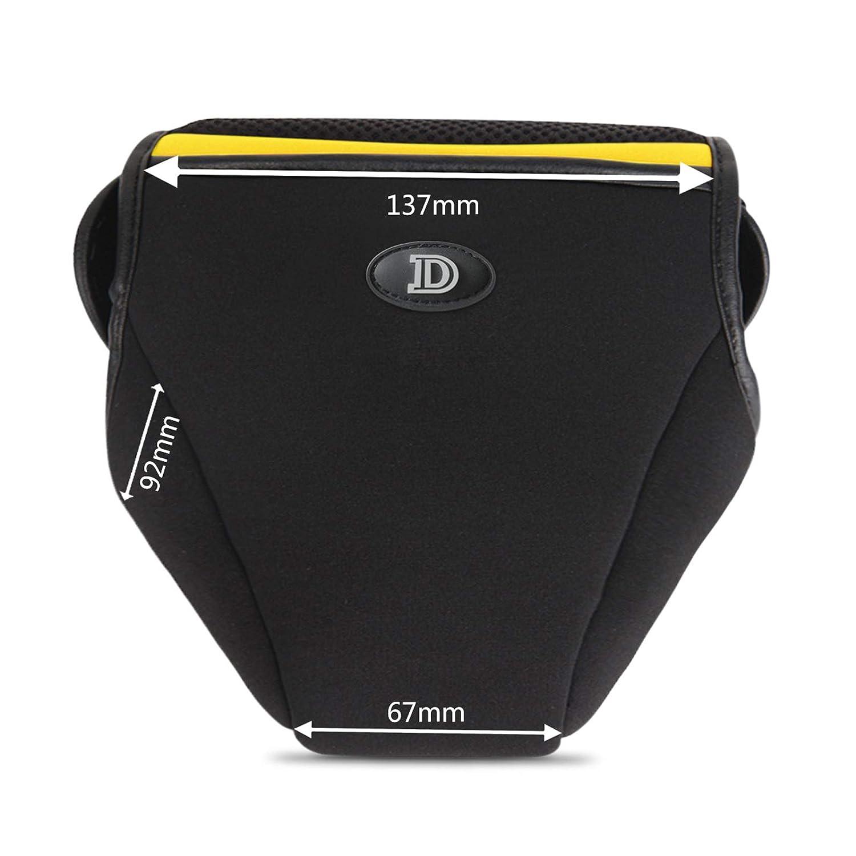 Arche DSLR - Funda de Neopreno para cámara Nikon D60 D3000 D5000 ...