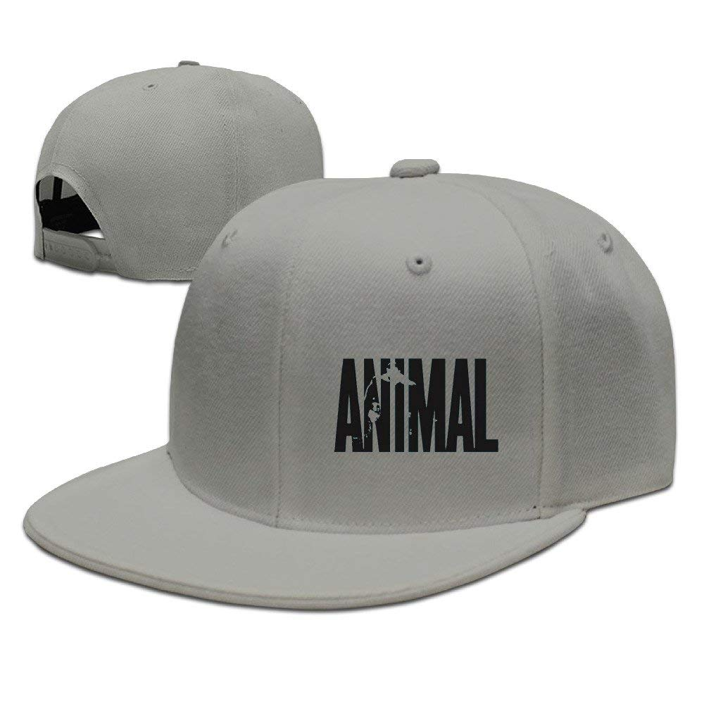 SUNNYsun Animal Letter Print Stringer Bodybuilding Baseball Caps Snapbacks Plain Caps