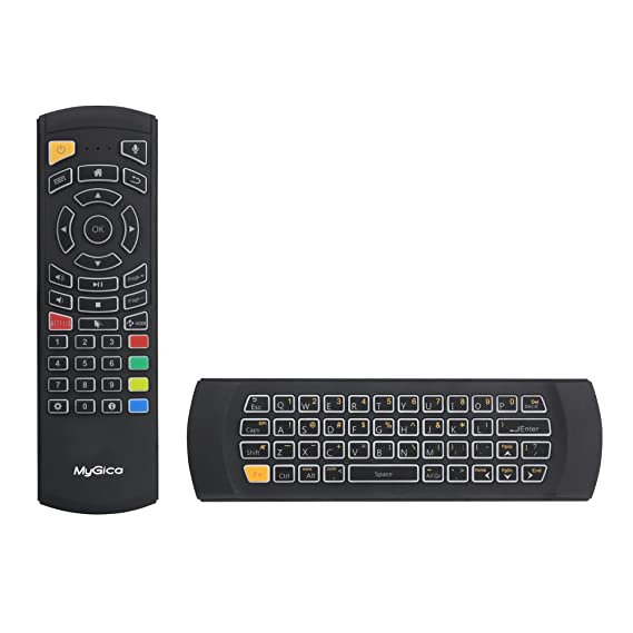 Amazon.com: MyGica ATV1960 Amlogic S912 Octa Core Android 7.1 TV Box Streaming Media Player with Voice Remote - 3GB/16GB/4K/HDR/1000M LAN: Electronics