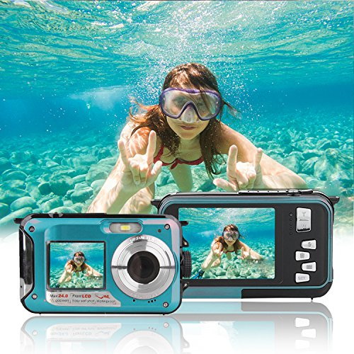 Suntak Waterproof Point and Shoot Digital Camera
