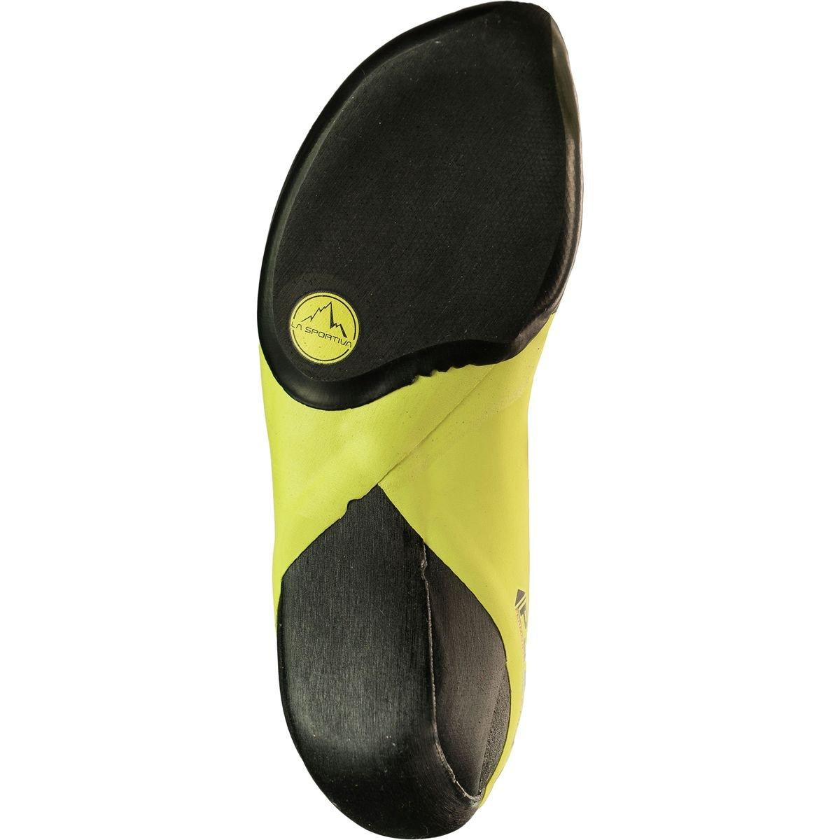 La Sportiva Maverink Climbing Shoe - Men's B01K7UXMSY 32 (US Men's 1) D - Medium|Flame/Sulphur