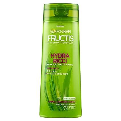 Garnier Fructis Hydra Ricci Shampoo per Capelli da Mossi a Ricci ... bfae4ae50c66