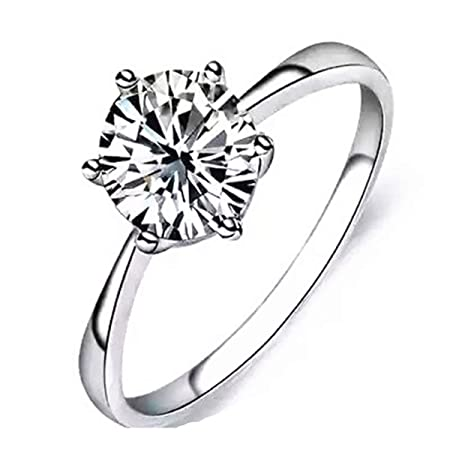 Review Size 5-12 Engagement Ring