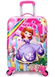 Discovery Sophia Travel Luggage Trolley Bag For Kids 20 Inch