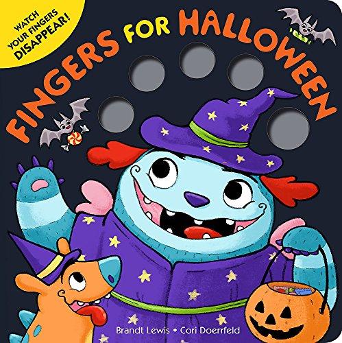 Fingers for Halloween -