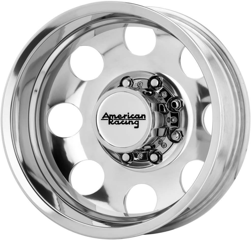 """125mm Polished Wheel Rim 16/"""" Inch Ion 167 Dually Rear 16x6 8x6.5/"""""""