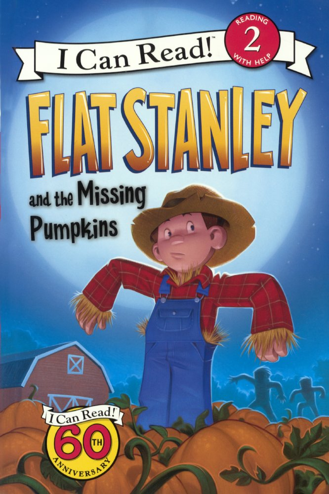 Download Flat Stanley And The Missing Pumpkins (Turtleback School & Library Binding Edition) (I Can Read, Level 2: Flat Stanley) PDF
