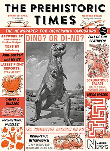 The Prehistoric Times (Natural History Museum)