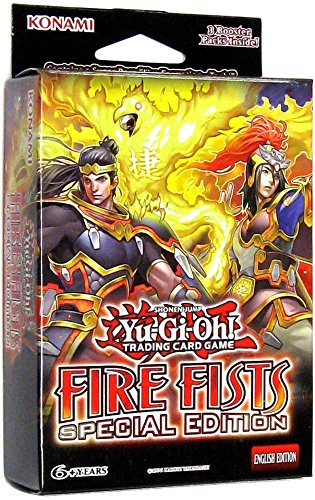 (YuGiOh Fire Fists Special Edition Pack)