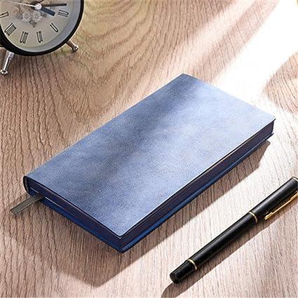 Agenda Soft Surface Notebook - Rejilla horizontal A6 con ...