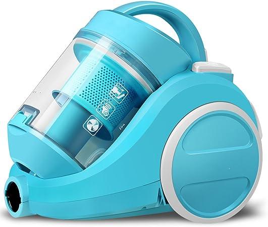 Aspiradora pequeño Ultra silencioso Potente Mini portátil de Mano Alfombra Mano: Amazon.es: Hogar