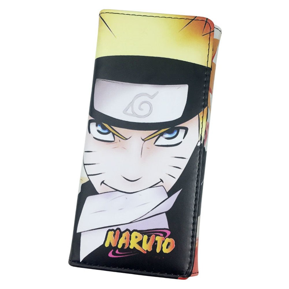 Gumstyle Naruto Anime Cosplay Long Wallet Coin Pocket Card Purse 1