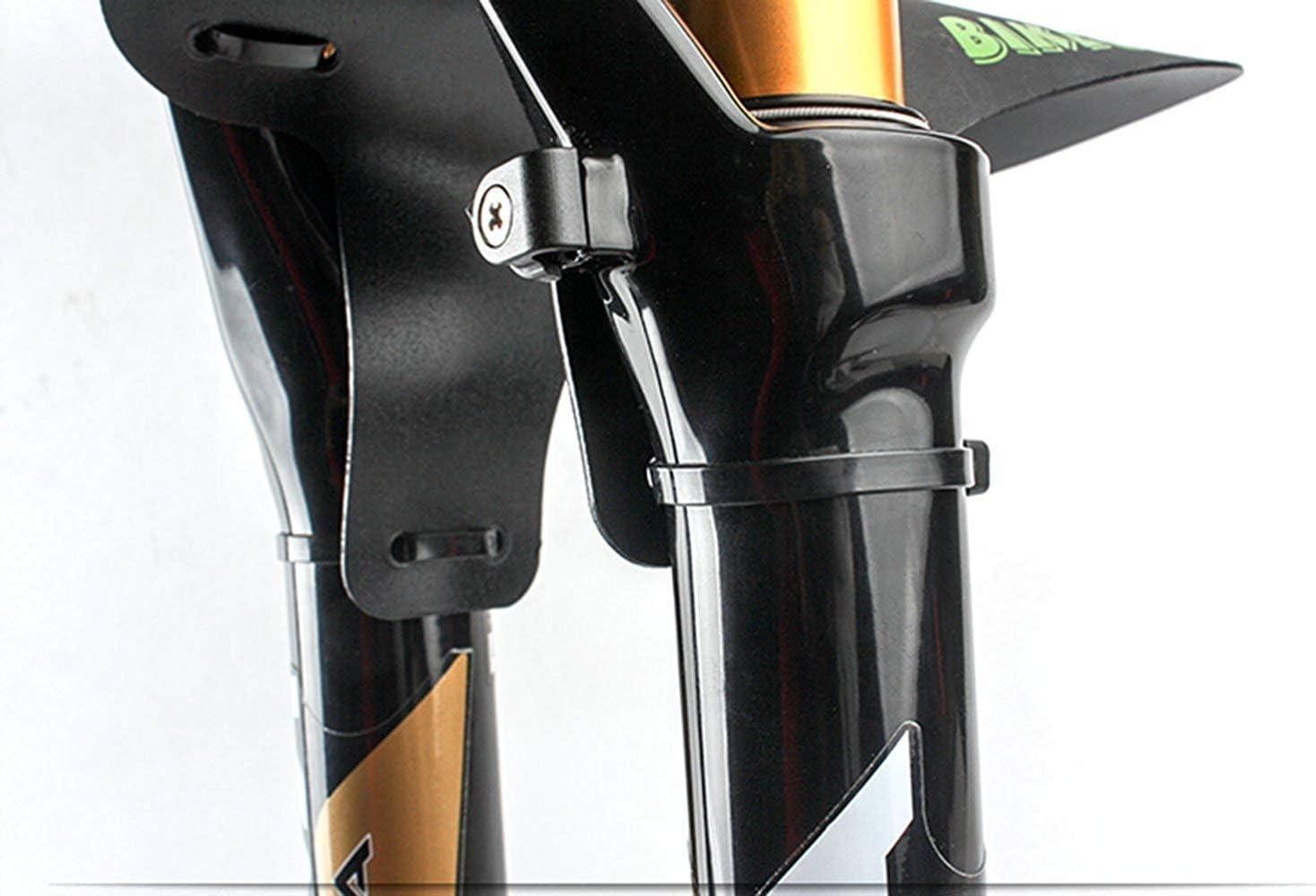 MTB Bike Mudguard,Mountain Bicycle Fenders Lightweight Adjustable MTB Mud Guard Bicycle Mud Guard Fenders for 24 26 29 Size Mountain Bike Cycling Bike