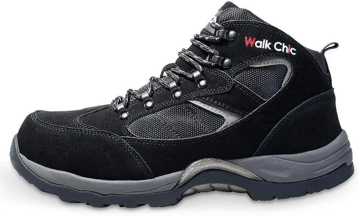 Amazon.com: Walkchic - Zapatos de acero para hombre ...