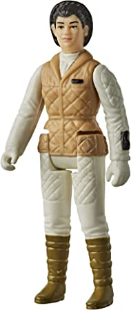 """Hasbro Star Wars Retro Collection Leia Hoth 3.75/"""" Action Figure New Free Ship"""