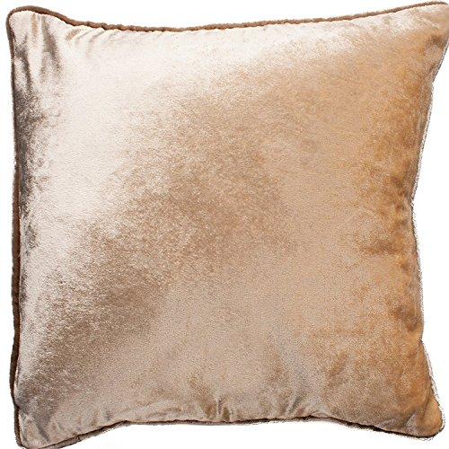 McAlister Shiny Velvet | Extra Large Soft Plush Pillow Cover