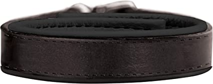 Perris Leather Padded Leather Bracelet