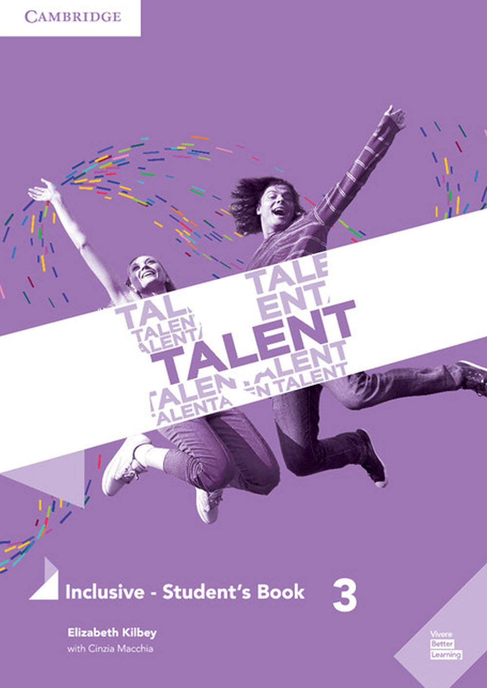 Talent Level 3 Inclusive Student's Book with eBook