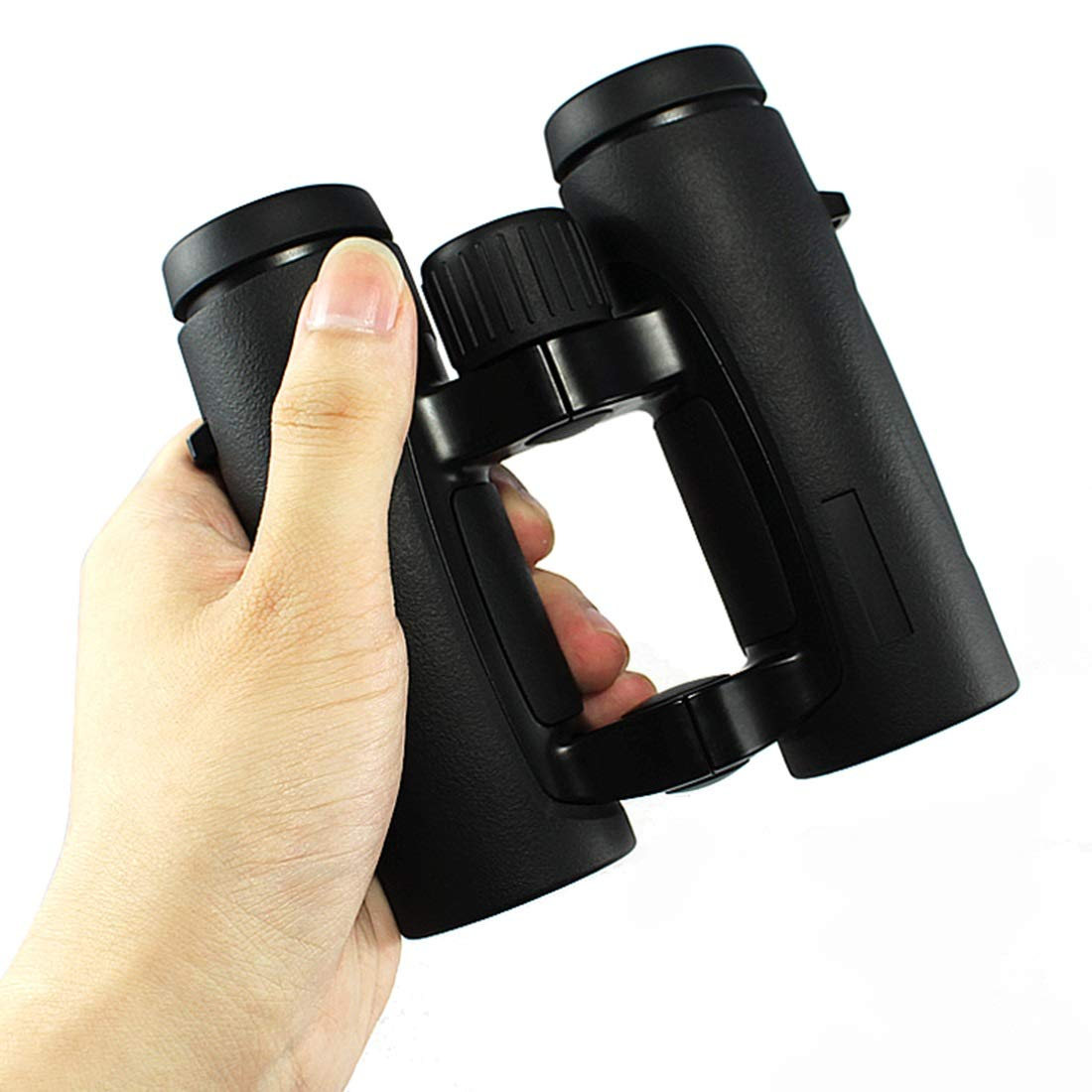 ZGQA-GQA 10x32 Small Compact Binoculars for Concert Sports Pocket Folding Binoculars for Adults Kids for Adult by ZGQA-GQA