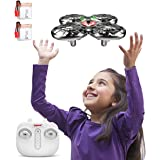 SYMA Mini Drone Flying Toy, X100 RC Drones for Kids or Adults, Hands Free Operated UFO RTF Helicopter Plane, Easy Indoor Outd