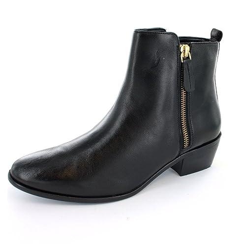 Van Dal - Botas de Piel para mujer Negro negro 6a673ebb34a