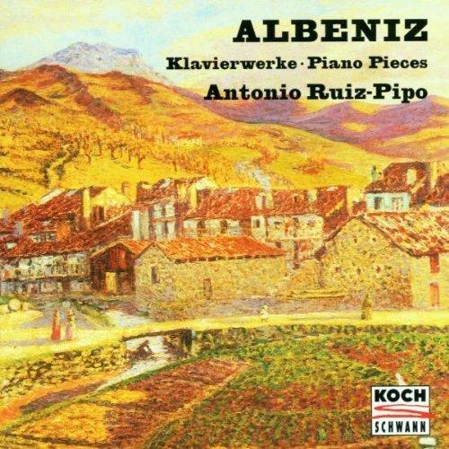 Isaac Albeniz: Piano Pieces by Albeniz (Albeniz Piano Pieces)