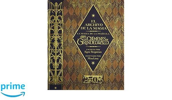 Amazon.com: El archivo de la magia: La magia de la película (Spanish Edition) (9781418599553): Signe Bergstrom: Books