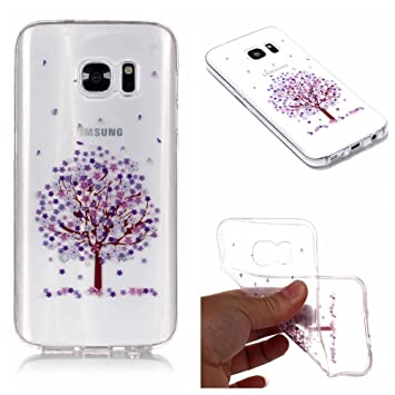 coque galaxy s6 violet