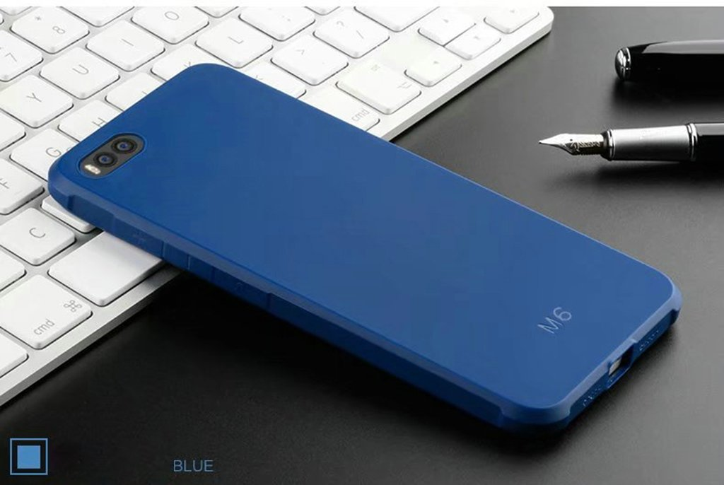 Amazon.com: XiaoMi Mi6 Case, Business Series Shockproof ...