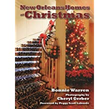 New Orleans Homes at Christmas