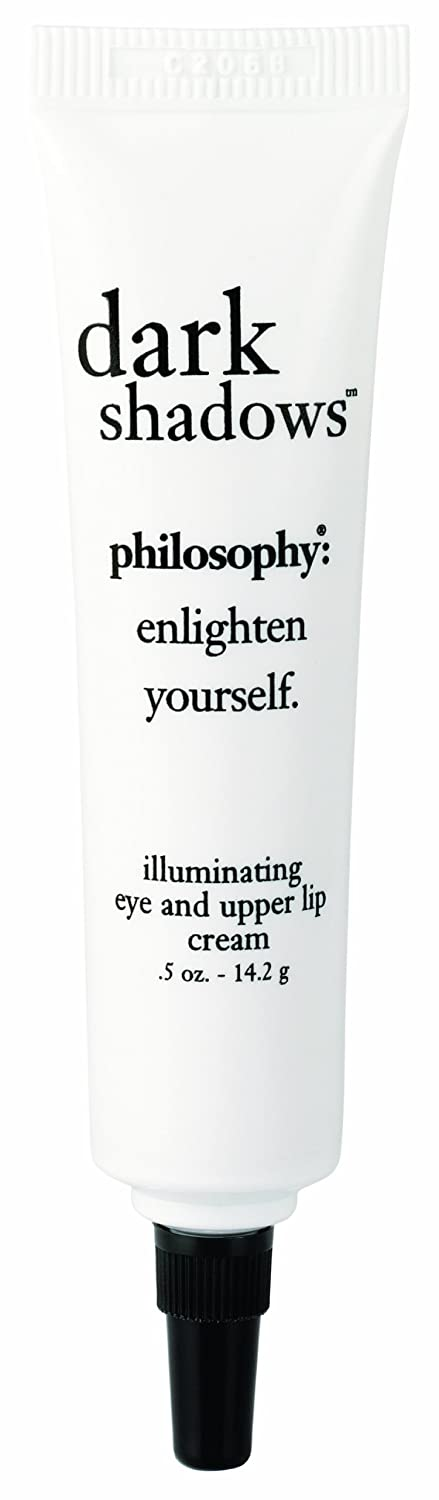 Philosophy Dark Shadows Eye and Upper Lip Cream, 0 5 Ounce