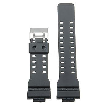 9f1a78d862838 16 mm Bracelet de Montre de Rechange pour Casio G-Shock GA-100