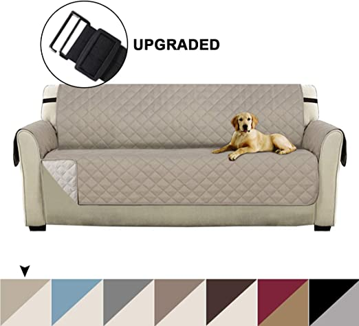 kids heavy protector sofa Quilted pet cover microfiber slipcover throw dog