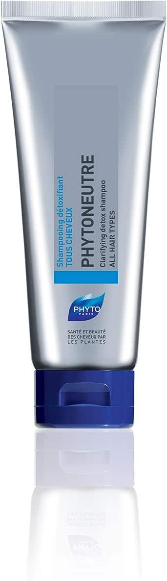 Phyto Phytoneutre Clarifying Detox Shampoo All Hair Types, 125ml