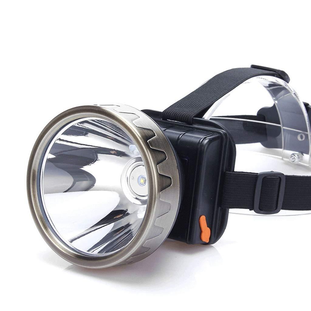 Angel Lampe, Nachtlicht Suchscheinwerfer Scheinwerfer LCD Camping Patrol Taschenlampe Quelle Zoom 80W / 60W High Power (Kapazität : 60w)