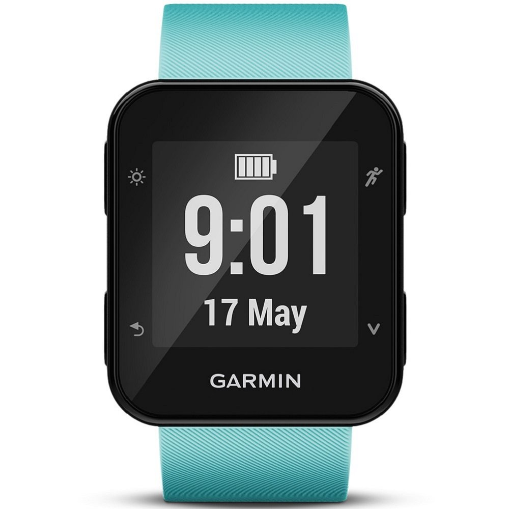 Garmin Forerunner 35 Watch, Frost Blue - International Version - US warranty by Garmin (Image #2)