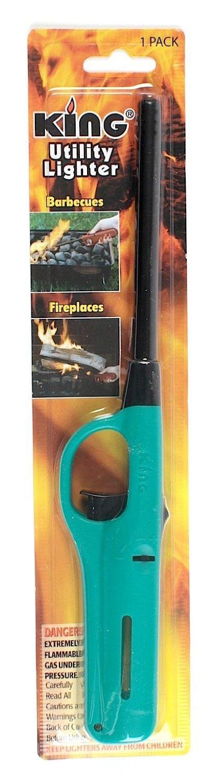 Amazon.com: Calico Brands, Inc. King Utility Lighter (1 Case - 72 Pack): Garden & Outdoor