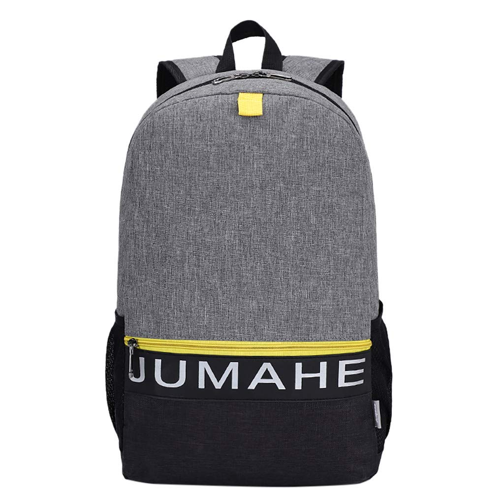 6fd642e2cba3 Amazon.com: HYSGM Unisex New Oxford Backpack for Students Travel ...