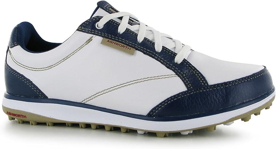 Ashworth Women's Golf Shoes Blue Size