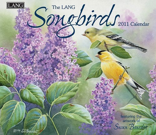 2011 Songbirds Calendar by Perfect Timing - Lang (2010-09-15)