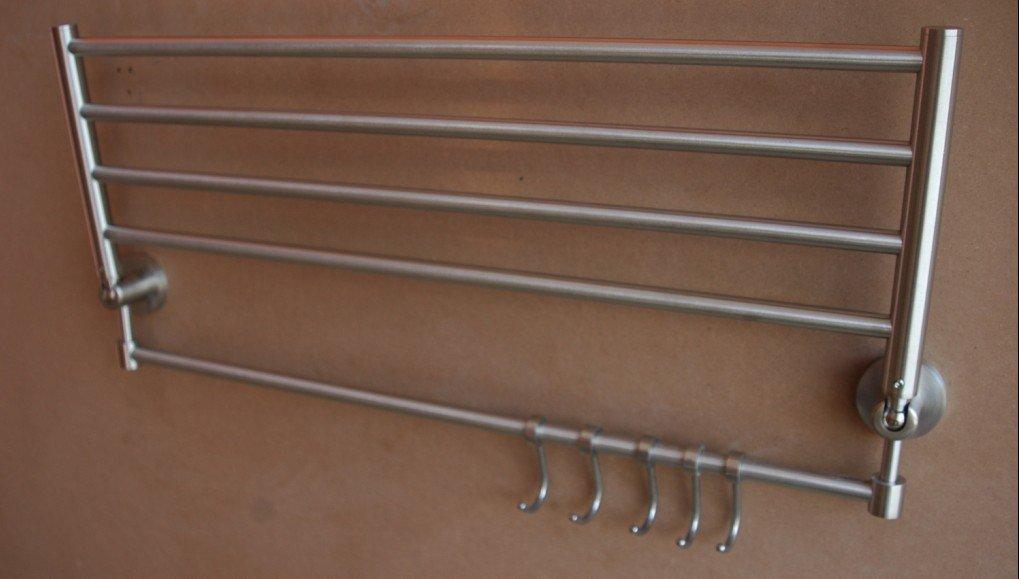 SDKKY Typ 304 Edelstahl mit Haken Handtuchhalter Aktivität